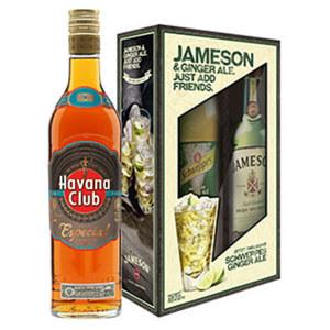 Jameson Irish Whiskey 40 % Vol., jede 0,7-l-Flasche