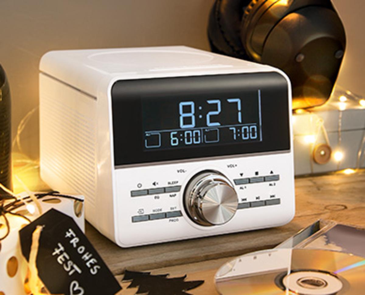 Bild 2 von MEDION® CD Uhrenradio MEDION® LIFE®  E66428 (MD 43871)