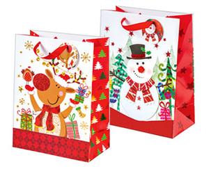 CASA Deco Weihnachts-Geschenktaschen