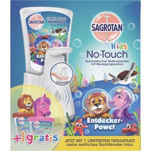 Sagrotan Kids No-Touch automatischer Seifenspender mit Bewegungssensor EUR/