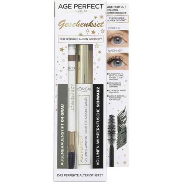 L'Oréal Paris Age Perfect Geschenkset Schwarz