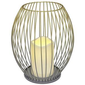 IDEENWELT LED-Windlicht groß
