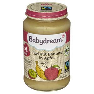 Babydream Bio Kiwi mit Banane in Apfel 0.39 EUR/100 g (6 x 190.00g)