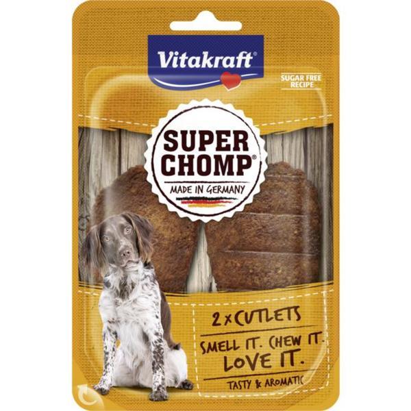 Vitakraft Super Chomp Cutlets 2.77 EUR/100 g