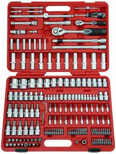 FAMEX 525-20 Steckschlüsselsatz 174-tlg.