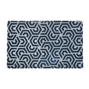 acerto® BELIZE7 Badteppich – waschbarer Badvorleger 40x70 cm