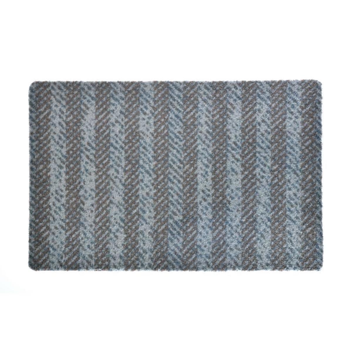 Bild 1 von acerto® BELIZE3 Badteppich – waschbarer Badvorleger 40x70 cm