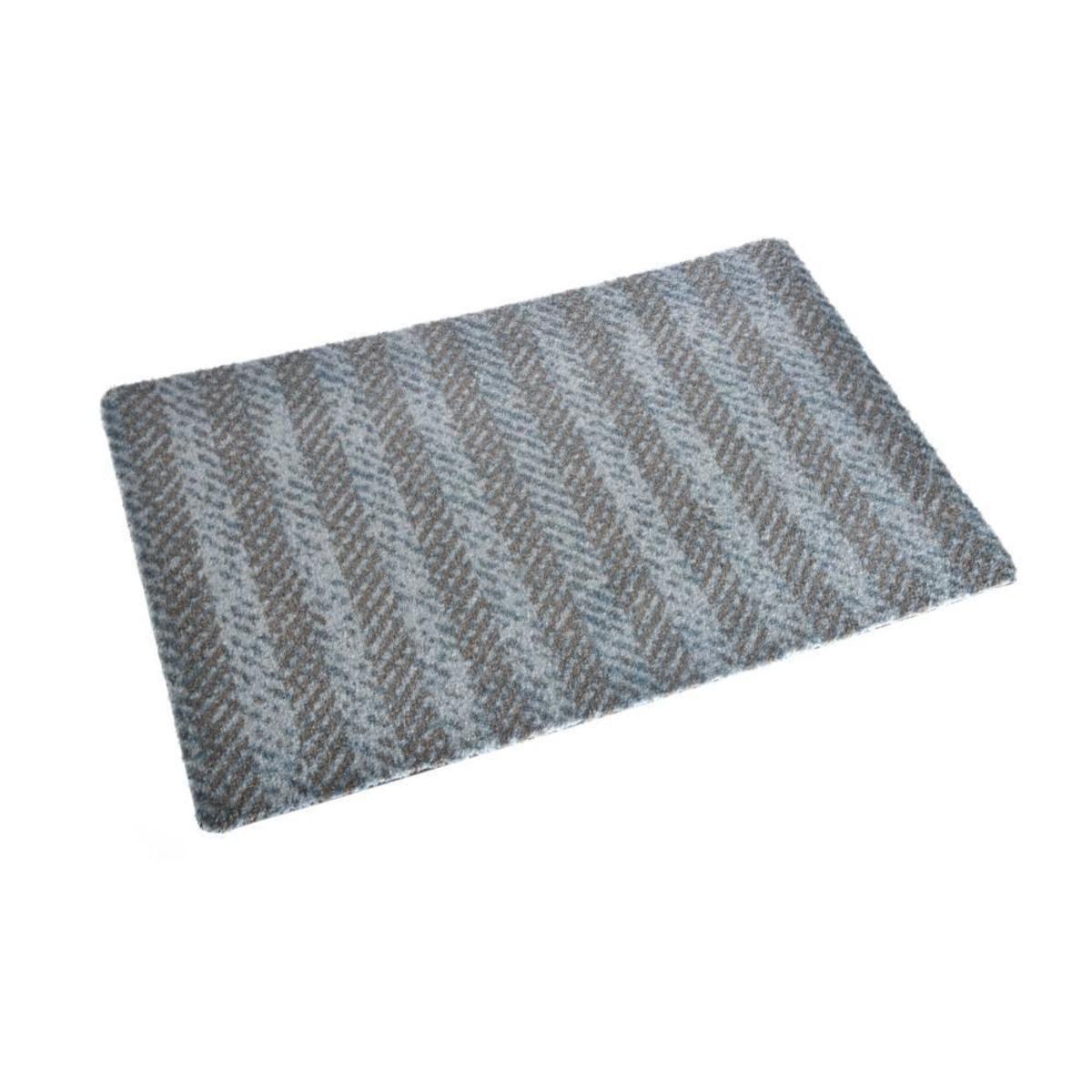 Bild 2 von acerto® BELIZE3 Badteppich – waschbarer Badvorleger 40x70 cm