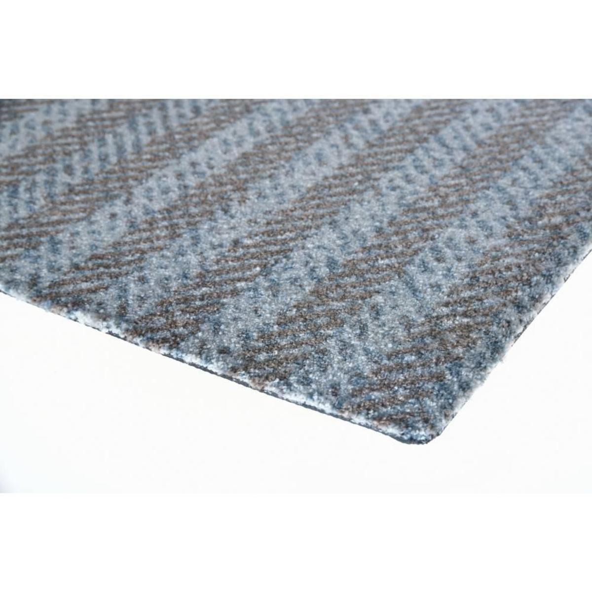 Bild 3 von acerto® BELIZE3 Badteppich – waschbarer Badvorleger 40x70 cm
