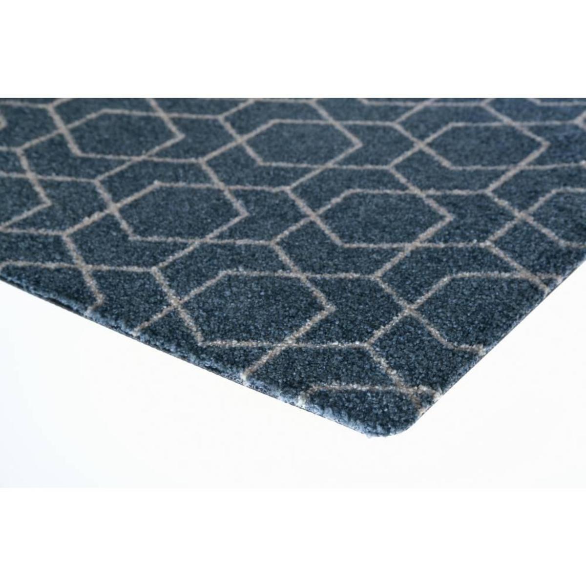 Bild 3 von acerto® BELIZE4 Badteppich – waschbarer Badvorleger 40x70 cm