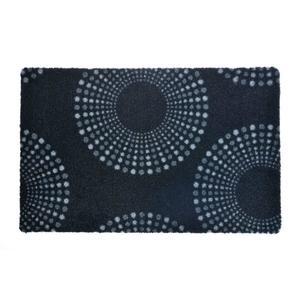 acerto® BELIZE1 Badteppich – waschbarer Badvorleger 40x70 cm