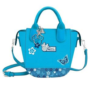 Karactermania MINNIE MOUSE Handtasche / Umhängetasche Jelly Fresh Blau