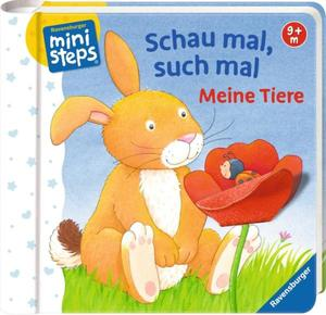 Ravensburger 31725 ministeps - Schau mal, such mal: Meine Tiere, 9