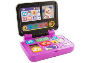 Mattel FXK31 Fisher-Price Lernspaß Hündchens Laptop
