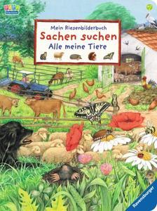 Ravensburger 43581 Riesenbilderbuch Sachen suchen