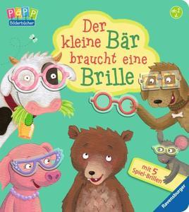 Ravensburger 43610 Der kleine Bär braucht eine Brille