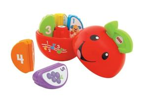 Mattel Fisher Price New Born Lernspaß Apfel