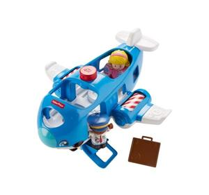 Mattel Fisher Price Little People Flugzeug