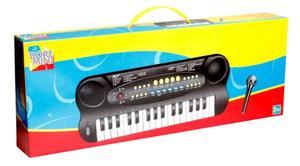 VEDES Doremini elektronisches Keyboard mit Mikrofon