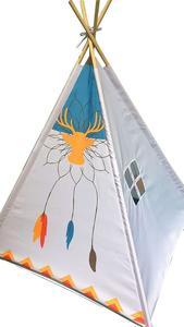 VEDES Outdoor active Indianerzelt, 120 x 120 x 150 cm