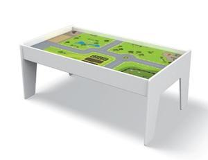 Coemo Spieltisch Aktivitätentisch aus Holz