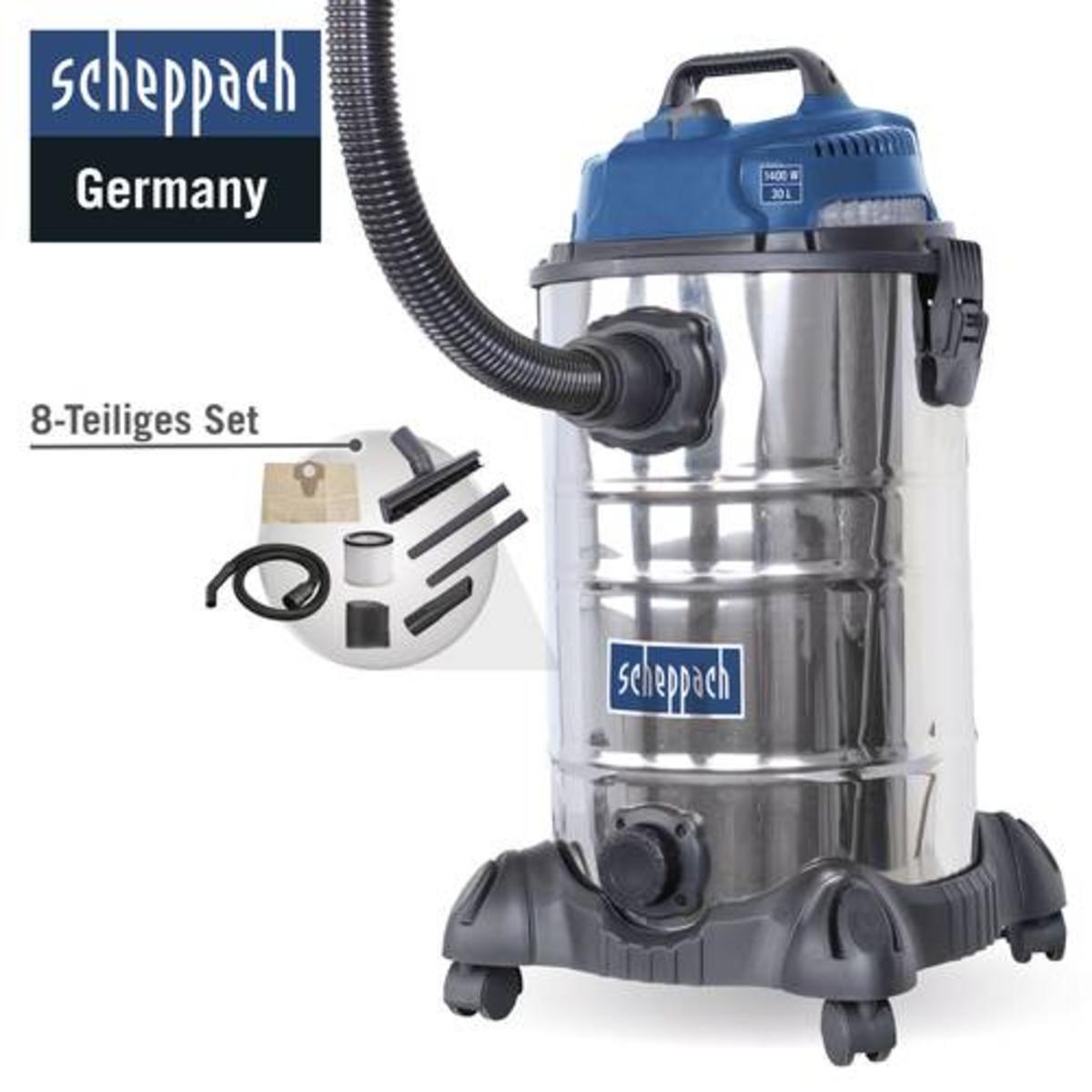 Bild 4 von Scheppach Nass-/ Trockensauger ASP30-OES