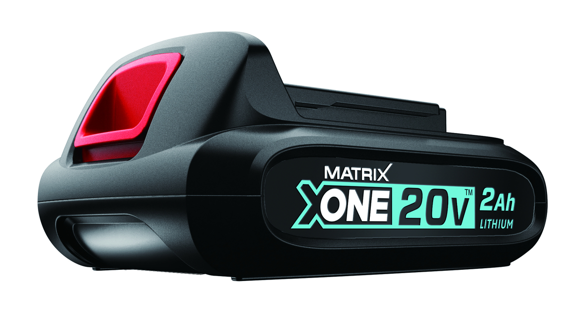 Bild 5 von Matrix X-One Akku Schlagschrauber 20V mit Akku