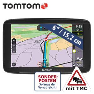 Navigationsgerät Via 62  · Fahrspurassistent · integr. KFZ-Halterung  **weitere Infos unter www.tomtom.com/de_de/maps/lifetime-maps/