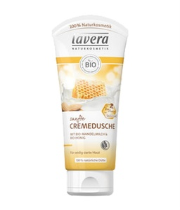 Cremedusche Mandelmilch-Honig