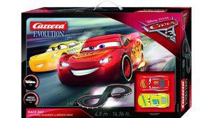 Carrera Evolution - Disney·Pixar Cars 3 - Race Day