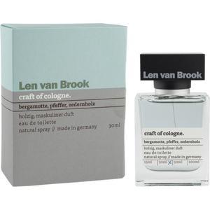Len van Brook Craft of Cologne EdT 30 ml