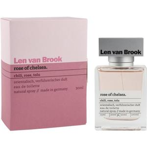 Len van Brook Rose of Chelsea EDT 30ml