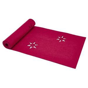 IDEENWELT Tischläufer rot
