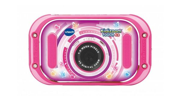 VTech - Kidizoom - Touch 5.0, pink