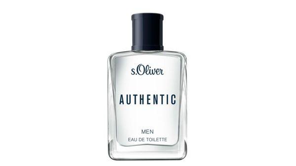 s.Oliver Authentic Men Eau de Toilette Natural Spray