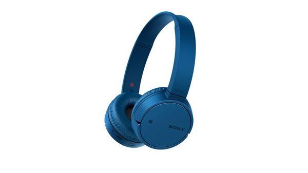 Sony Kopfhörer Bluetooth Blau