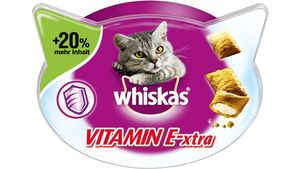 Whiskas® Katzensnack Vitamin E-XTRA 72g