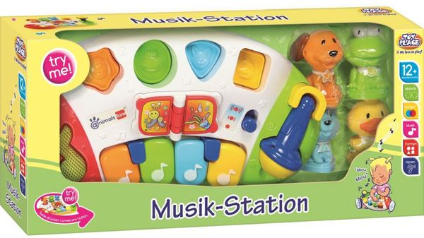 Müller - Toy Place - MUSIK-STATION