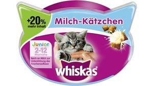 Whiskas® Katzensnack Milchkätzchen 66g