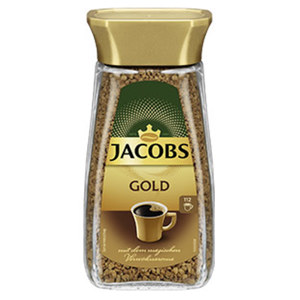 Jacobs Gold jedes 200-g-Glas
