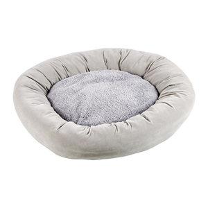 Provida Hundebett in Grau 55 x 55 x 10 cm