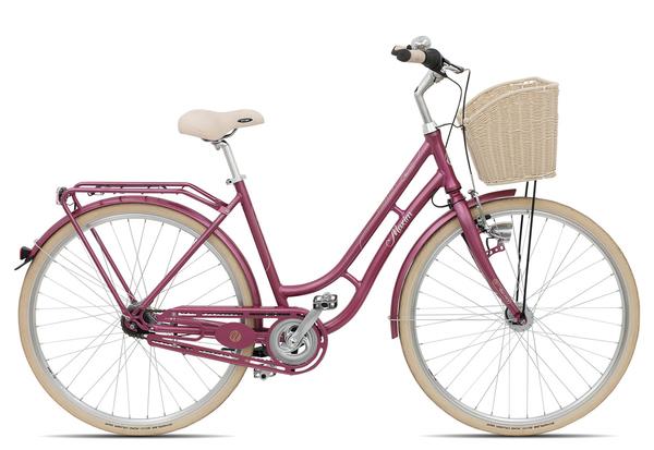 Maxim Anno 1902 Wave 2019 45 cm | clove pink | 28 Zoll