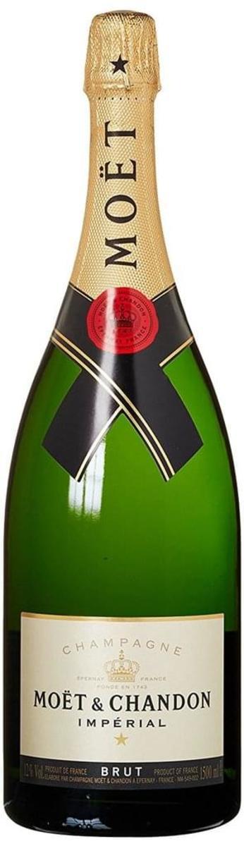 Bild 2 von Champagner Moët & Chandon Brut Impérial Geschenkpackung 1,5 l