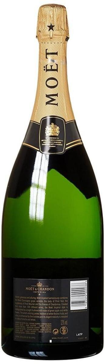 Bild 3 von Champagner Moët & Chandon Brut Impérial Geschenkpackung 1,5 l