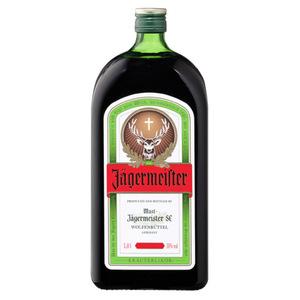 Jägermeister Kräuterlikör 35% Vol. 1 l