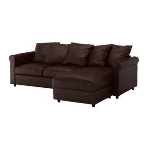 GRÖNLID   3er-Sofa