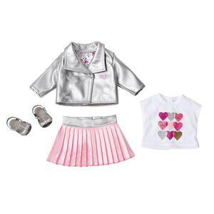 Zapf Creation BABY born® Deluxe Trendsetter Outfit; 824931