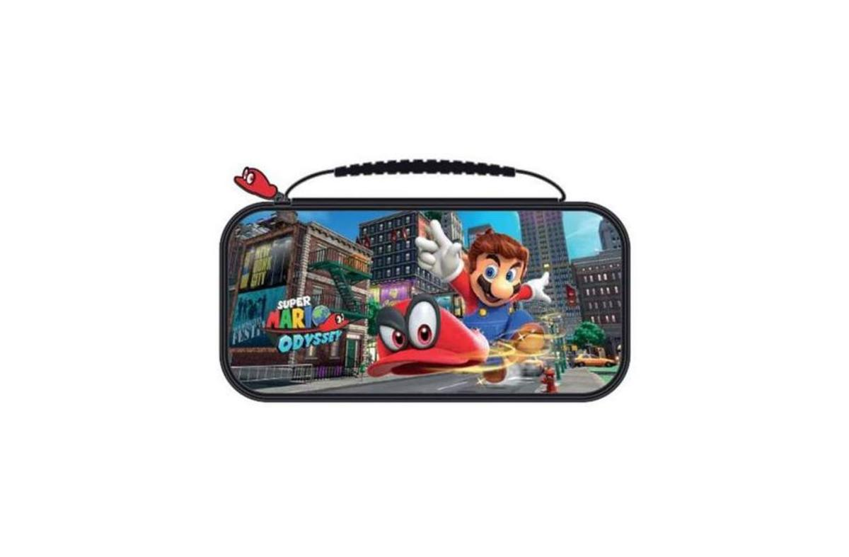 Bild 1 von Switch Travel Case Mario Odyssey NNS58