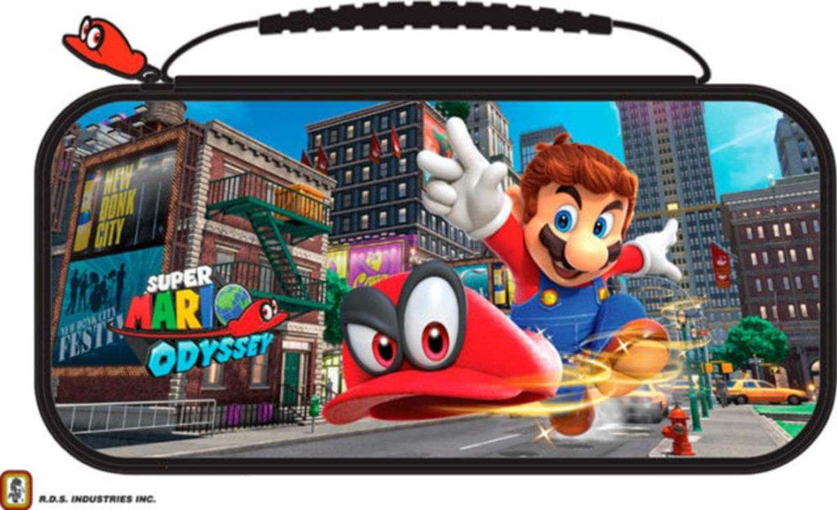 Bild 2 von Switch Travel Case Mario Odyssey NNS58