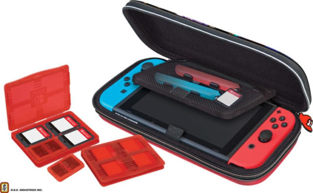 Bild 3 von Switch Travel Case Mario Odyssey NNS58